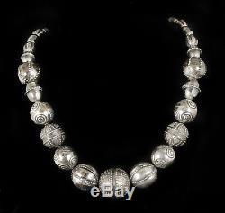 22 early Kalevala Koru silver Halikko Necklace Finnish 1968 sterling treasure