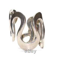 Anna Greta Eker Sterling Silver Ring 6.5-classic Style Great Vintage Cond