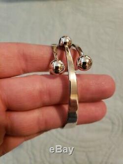 Anna Greta Eker Sterling Silver bracelet Norway Norwegian