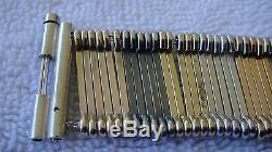 Anton Michelsen Sterling Silver Bracelet Danish Modernist Denmark 1960s