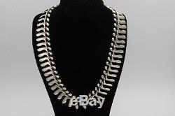 Bent Gabrielsen for Georg Jensen Rare Sterling Silver Necklace #115