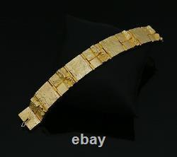 Bracelet 14K Gold Quadrate Forms Lapponia Björn Weckström A915