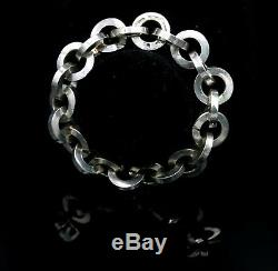 Bracelet Designed by Rey Urban for Age Fausing Denmark. Heavy 102 grams