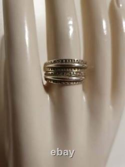 DAVID ANDERSEN STERLING SILVER 925S Ring Norway Saga / Copy orginal year 300