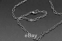 Danish GEORG JENSEN Sterling Silver Pendant Of The Year 2014 with Silverball