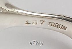 Danish Georg Jensen Silver 925s SERENITY Ring #187 By Vivianna Torun