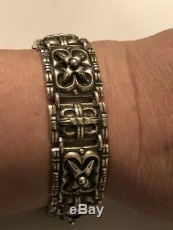 David Andersen 925s Bracelet Sterling Silver Norway Norwegian
