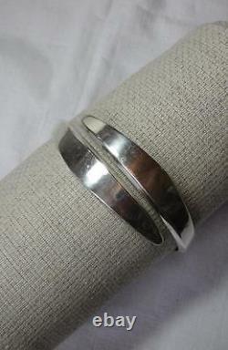 David Andersen Bracelet Norway Modern Modernist Sterling Silver Scandinavian