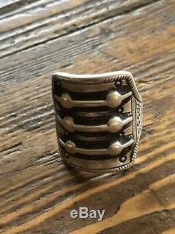 David Andersen Saga Viking Ring Sterling Silver Norway Norwegian
