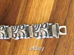 David Andersen Sterling Silver bracelet Norway Norwegian