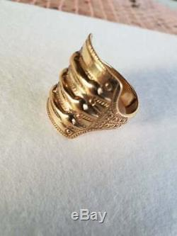 David Andersen sterling 925 Ring Norway Saga / Copy orginal year 300