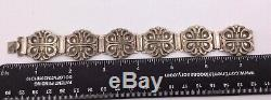Early 830 S Norway Silver Norwegian 7.5 Bracelet David-andersen Company