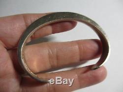 Fine Mod Vintage Finland Jti Jaana Toppila Ikalainen Cuff Bracelet-cool Design