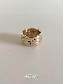 Georg Jensen Fusion Ring by Nina Koppel