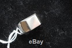 Georg Jensen Hans Hansen Modern Sterling Silver Ring