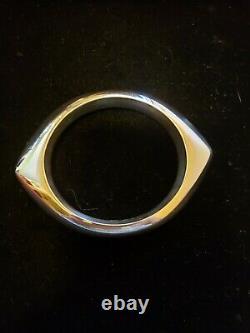 Georg Jensen Iconic Sterling Mobius Bracelet #111 by Nana Ditzel