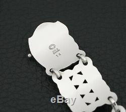 Georg Jensen Moonlight / Dove Bracelet nr 14 Sterling Silver A1265