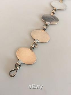 Georg Jensen Nanna Ditzel Bracelet in Sterling Silver #141A