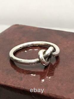 Georg Jensen Ring Sterling Silver Denmark Jewelry #13358