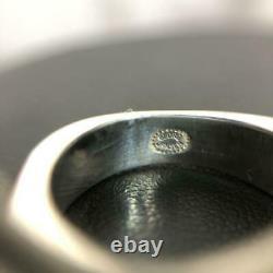Georg Jensen Ring Sterling Silver Denmark Jewelry #13423