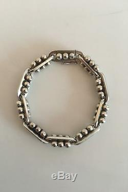 Georg Jensen Sterling Silver Art Deco Bracelet #68B