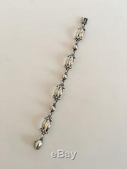 Georg Jensen Sterling Silver Bracelet #11