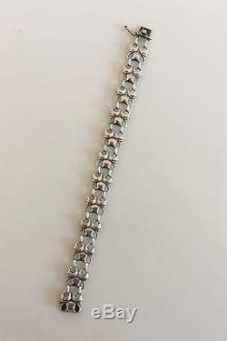 Georg Jensen Sterling Silver Bracelet #79