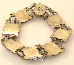 Georg Jensen Sterling Silver Bracelet No. 37