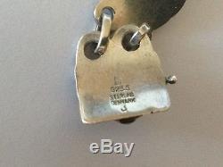 Georg Jensen Sterling Silver Bracelet No 3 from 1933-1944