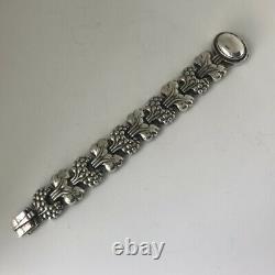 Georg Jensen Sterling Silver Paris Bracelet No. 30