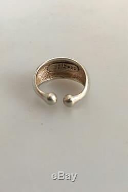 Georg Jensen Sterling Silver Ring #329