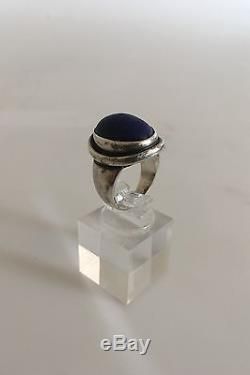 Georg Jensen Sterling Silver Ring #46A