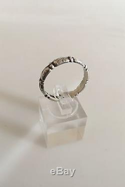 Georg Jensen Sterling Silver Ring #57
