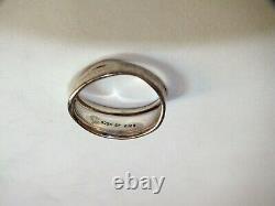 Georg Jensen Sterling Silver Ring #618B