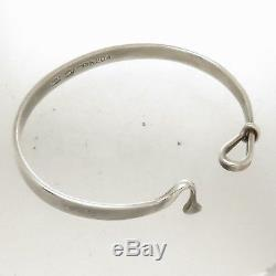 Georg Jensen Torun Denmark MID Century Bracelet 204