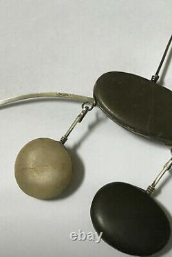 Georg Jensen Vivianna Torun Bülow-Hübe Silver Neck Ring Unique