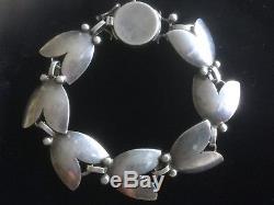 Georg jensen denmark sterling silver bracelet #93
