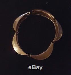 George Jensen sterling silver bracelet #175