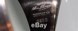 Hans Hansen Signed Puzzle Bracelet Sterling Silver Denmark Mid-Century Modern