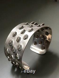 Iconic Grete Prytz Kittelsen Tostrup Sterling Silver Bracelet Norway Norwegian