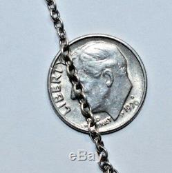 KALEVALA KORU KK Finland Sterling Silver 925 BEAR Necklace 15.75- 17.75