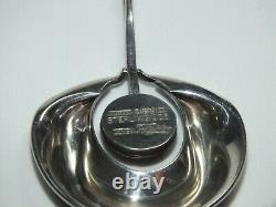 KE Palmberg for ALTON Sweden Large Modernist Sterling Silver Pendant