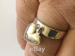 Konrad Mehus for David Andersen Sterling Silver New ring Norway Norwegian