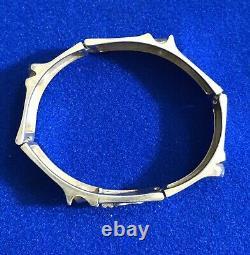 Lapponia Bjorn Sterling Silver Bracelet Findland Weckstrom Modern Design 71/4 +