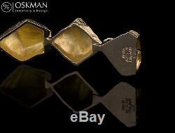 Lapponia Björn Weckström'Nugget' Bracelet in 18K Gold A338