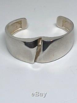 Lapponia Sterling Silver Bjorn Weckstrom Bracelet Finland