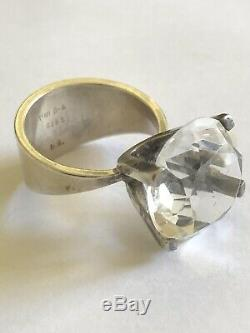 Marianne Berg, Uni David-Andersen, Norway. Scandinavian Sterling Silver Vintage
