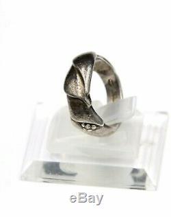 Ole Kortzau for Georg Jensen Sterling Silver Ring #240A Denmark