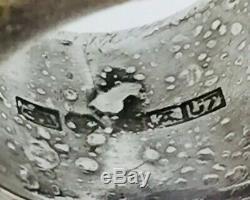 Pekka Piekainen Finland Auran Kultaseppa Sterling Silver Huge Modernist Ring