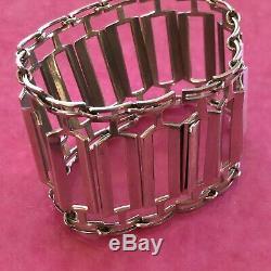 Rare Tone Vigeland Sterling Silver bracelet Norway Norwegian